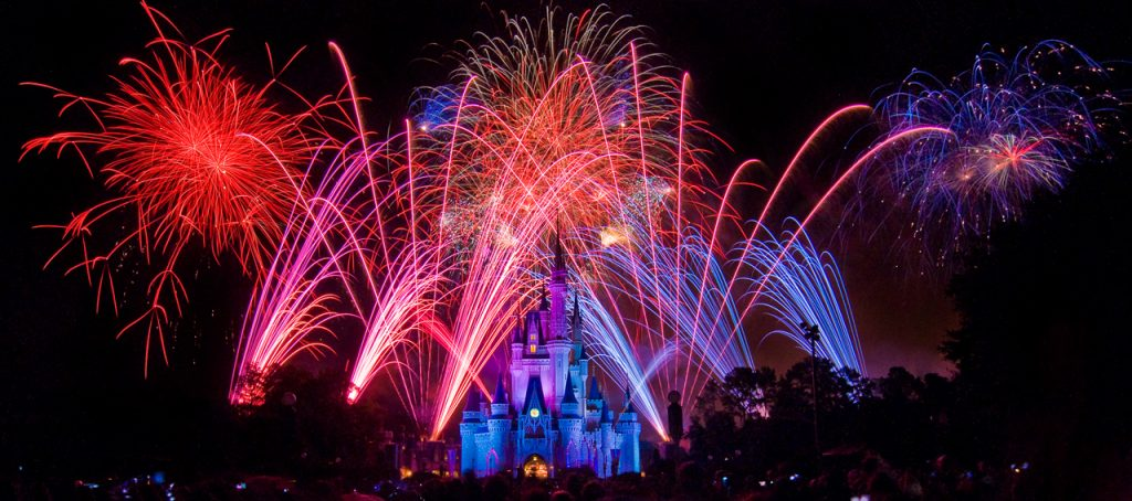 Fourth of July in Orlando is a magical experience