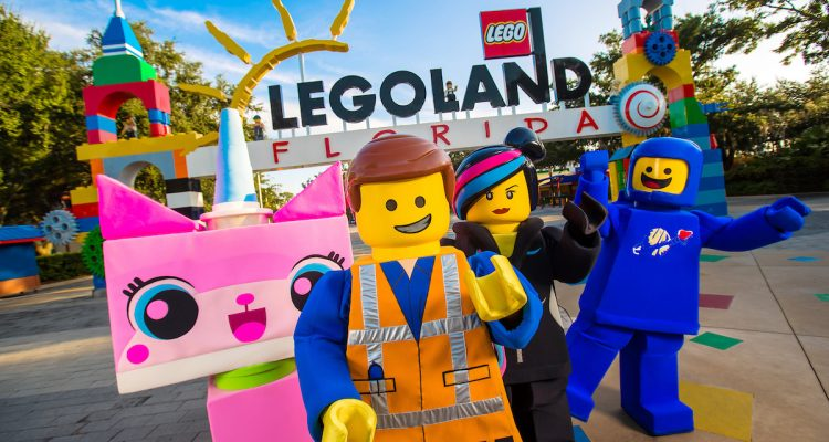 July activities in Orlando Legoland