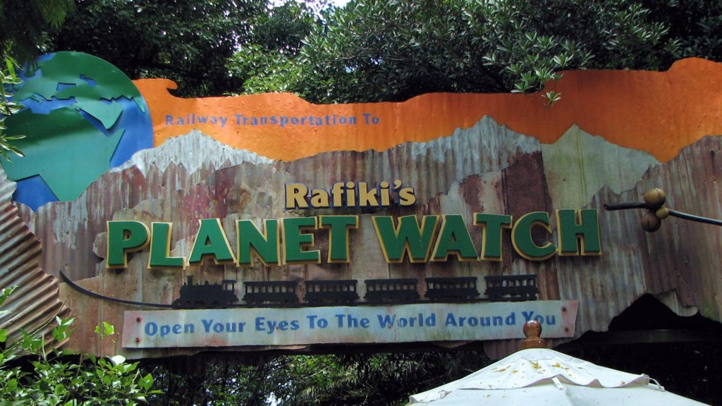 July activities in Orlando Rafiki's Planet Watch