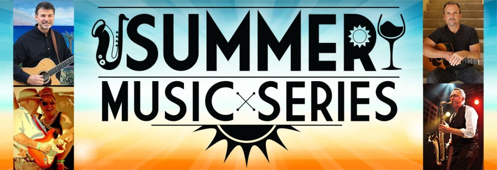 July activities in Orlando Lakeridge Winery Summer Music Series