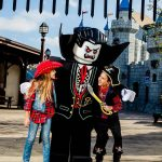 Orlando Halloween events Villas at Regal Palms